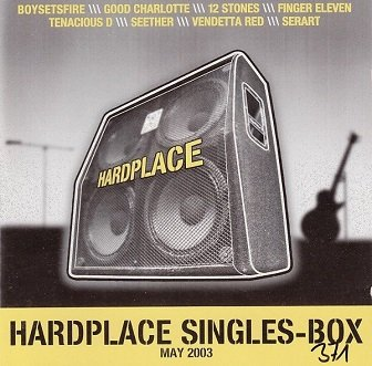 Hardplace Singles-Box May 2003 (CD)