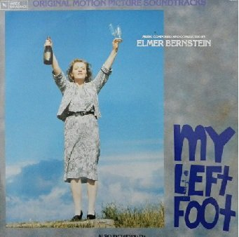 Elmer Bernstein - My Left Foot (CD)