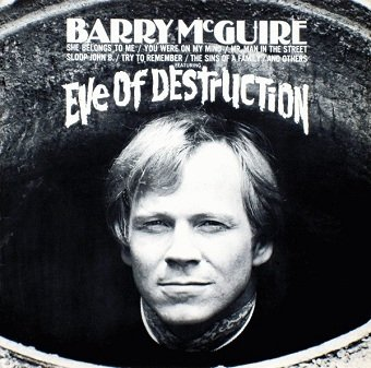 Barry McGuire - Eve Of Destruction (LP)