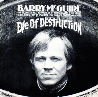 Barry McGuire - Eve Of Destruction (LP)