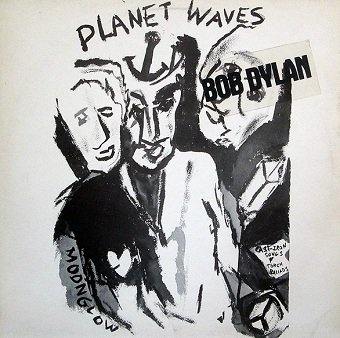Bob Dylan - Planet Waves (LP)