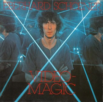 Eberhard Schoener - Video Magic (LP)