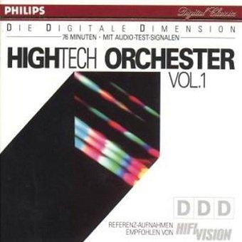 High Tech Orchester Vol. 1 (CD)