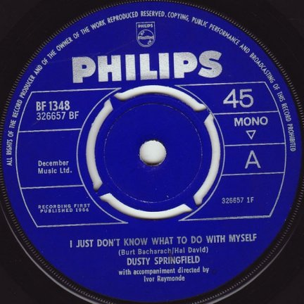 Dusty Springfield - I Just Don't Know What To Do With Myself (7)