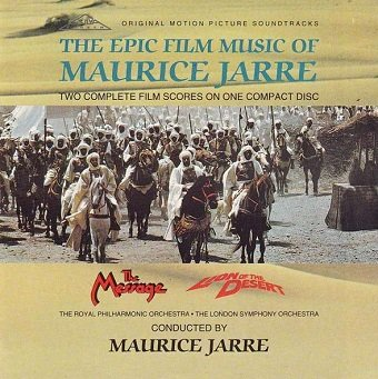 Maurice Jarre - The Epic Film Music Of Maurice Jarre (CD)