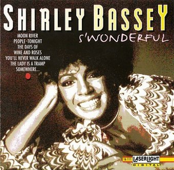 Shirley Bassey - 'S Wonderful (CD)