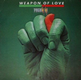 Paganini - Weapon Of Love (LP)