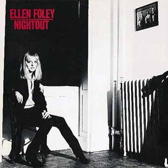 Ellen Foley - Nightout (LP)