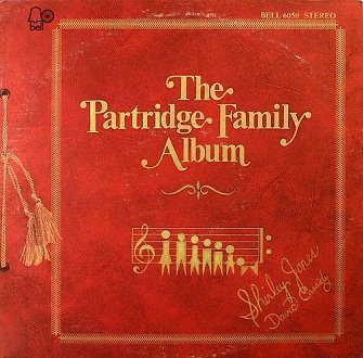 The Partridge Family - The Partridge Family Album (LP)