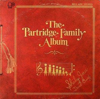 The Partridge Family - The Partridge Family Album (LP)