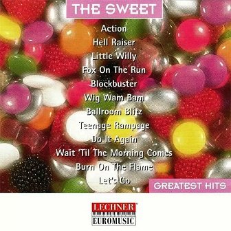 The Sweet Featuring: Brian Connolly - The Sweet Greatest Hits (CD)