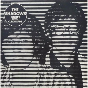 The Shadows - Rockin' With Curly Leads (LP)