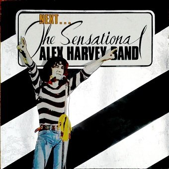 The Sensational Alex Harvey Band - Next (LP)