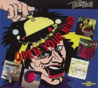 Rockhard Open Your Mind (Maxi-CD)