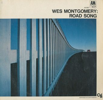 Wes Montgomery - Road Song (LP)