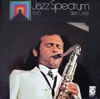 Stan Getz - Jazz Spectrum Vol. 6 (LP)