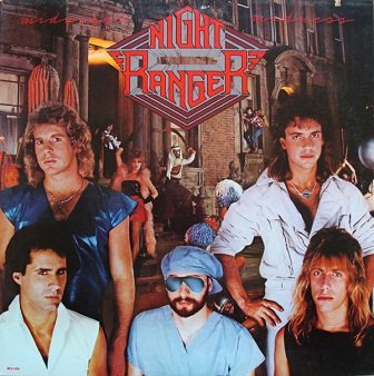 Night Ranger - Midnight Madness (LP)