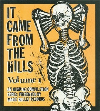 It Came From The Hills (CD)