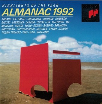 Almanac 1992 Highlights Of The Year (CD)
