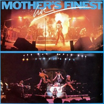 Mother's Finest - Mother's Finest Live (CD)