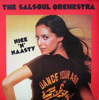 The Salsoul Orchestra - Nice 'N' Naasty (LP)