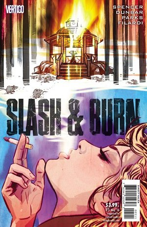 Slash & Burn - Sparky Club #5 (May 2016)