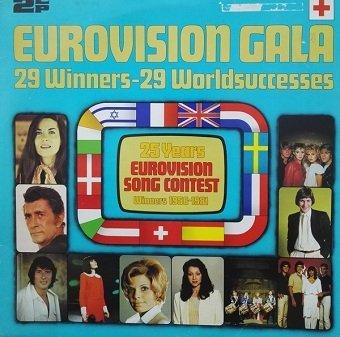 Eurovision Gala - 29 Winners - 29 Worldsuccesses (2LP)
