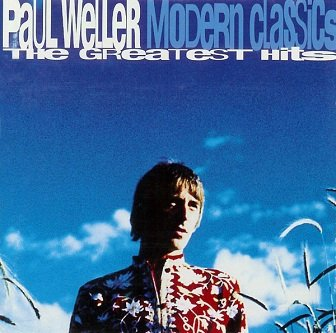 Paul Weller - Modern Classics - The Greatest Hits (CD)