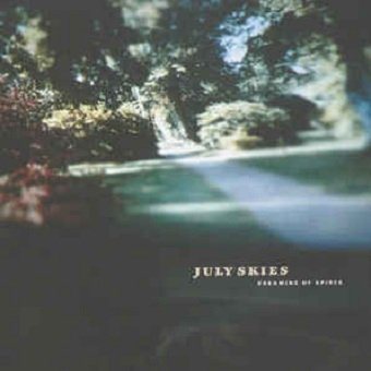 July Skies - Dreaming Of Spires (CD)