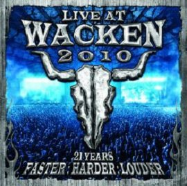 Live At Wacken 2010 (2CD)