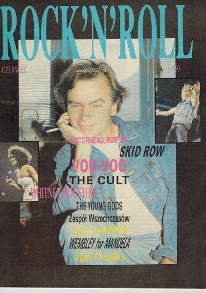 Rock'N'Roll Nr 6/90 Czerwiec