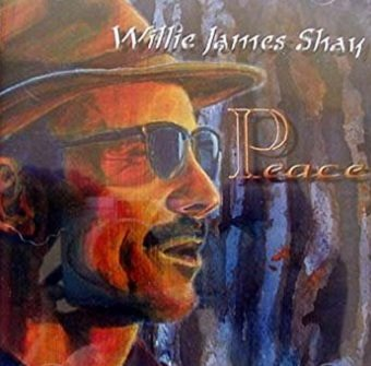 Willie James - Shay/Peace (CD)
