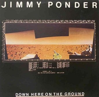 Jimmy Ponder - Down Here On The Ground (LP)