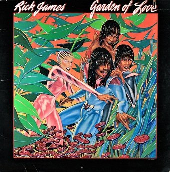 Rick James - Garden Of Love (LP)