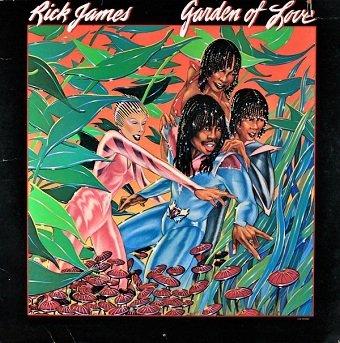 Rick James - Garden Of Love (LP)