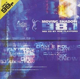 Rob Playford - 98.1 (CD)