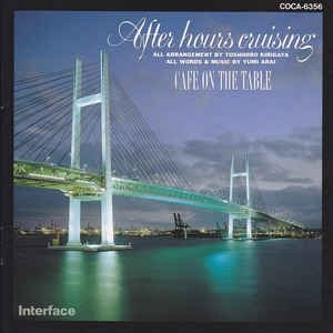 Cafe On The Table - After Hours Cruising (CD)