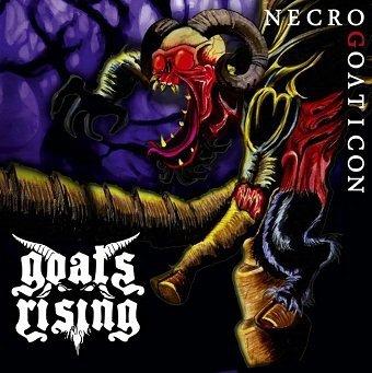 Goats Rising - Necrogoaticon (CD)