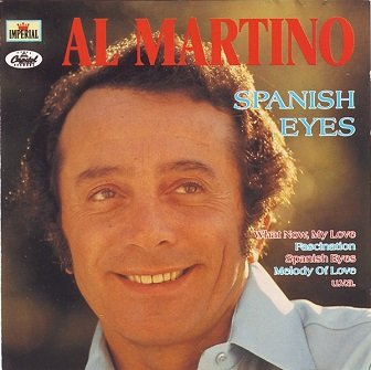 Al Martino - Spanish Eyes (CD)