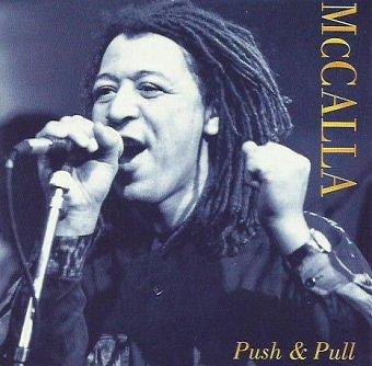 McCalla - Push & Pull (CD)