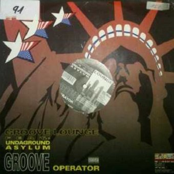 Groove Lounge Ft. Undaground Asylum - Groove Operator (12'')