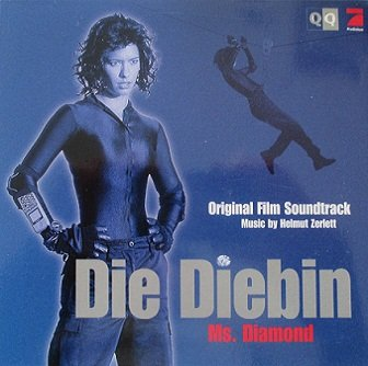 Helmut Zerlett - Die Diebin (Ms. Diamond) (Original Motion Picture Soundtrack) (CD)