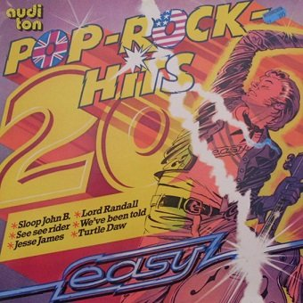 20 Pop-Rock-Hits - Easy (LP)