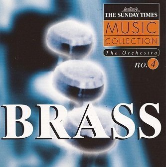 The Sunday Times Music Collection Orchestra No. 4 - Brass (CD)