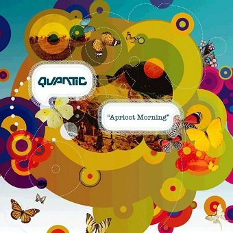 Quantic - Apricot Morning (CD)