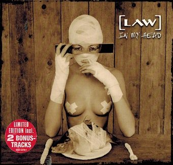 [Law] - In My Head (CD)