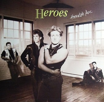 Heroes - Here We Are (LP)