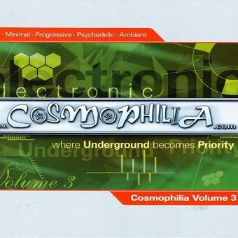 Cosmophilia Volume 3 (2CD)