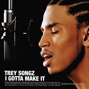 Trey Songz - I Gotta Make It (CD)