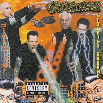 Goldfinger - Stomping Ground (CD)